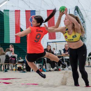 Winter Prague Open Beach Handball 2020